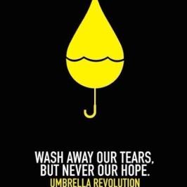 umbrella tear